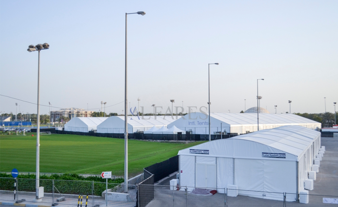 Tents For Rent in Abu Dhabi
