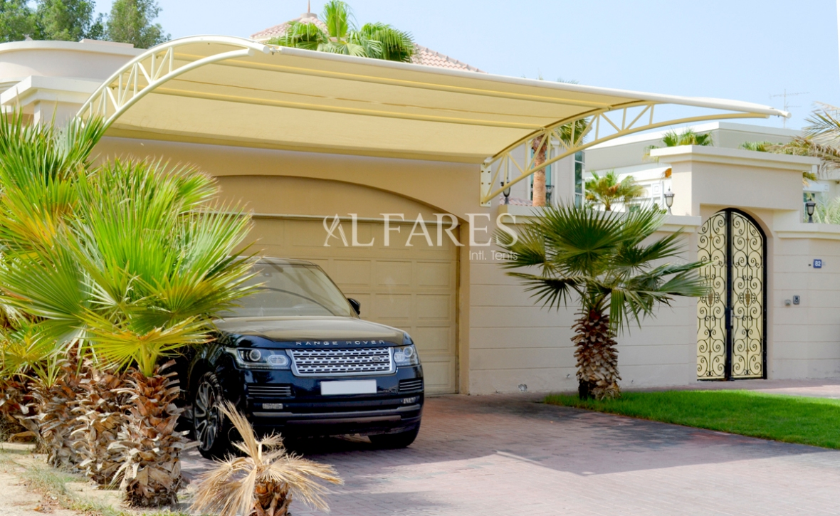 Car Parking Shades Supplier UAE