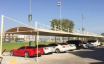 parking shades suppliers sharjah